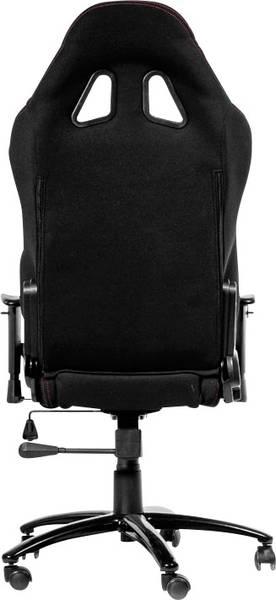 Sedia da gioco AKRACING Gaming Chair Schwarz/Rot Nero ...