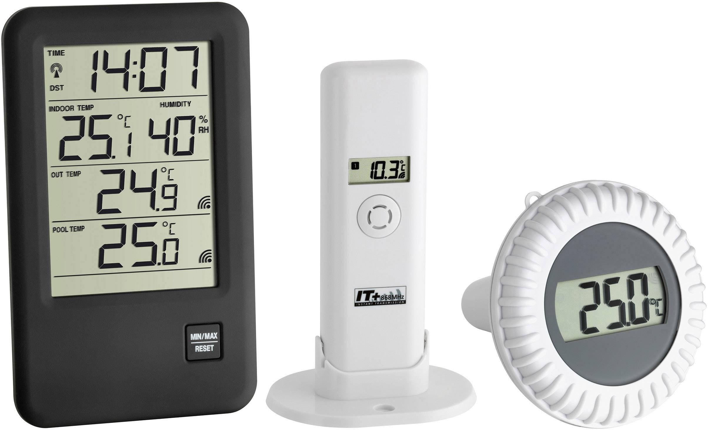 TFA Malibu Termometro per pisc