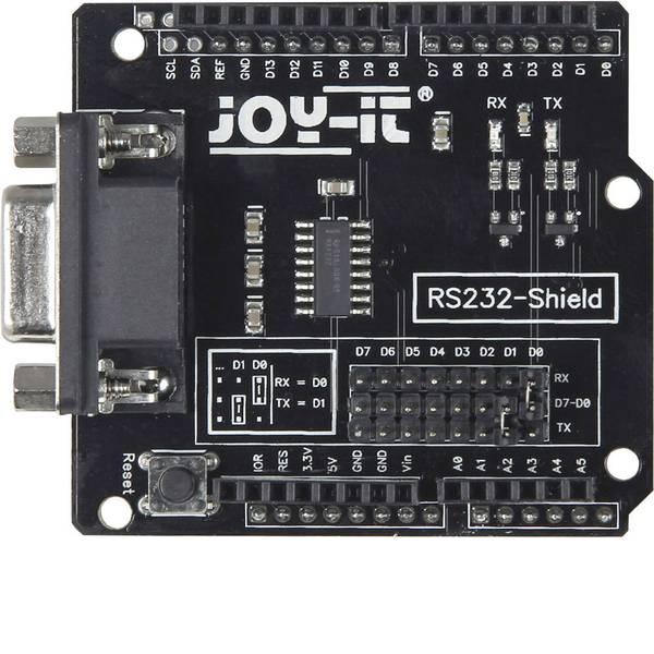 Shield e moduli aggiuntivi HAT per Arduino - Joy-it diffusore Joy-IT RS232 adatto per (scheda): Arduino, pcDuino, Arduino UNO -