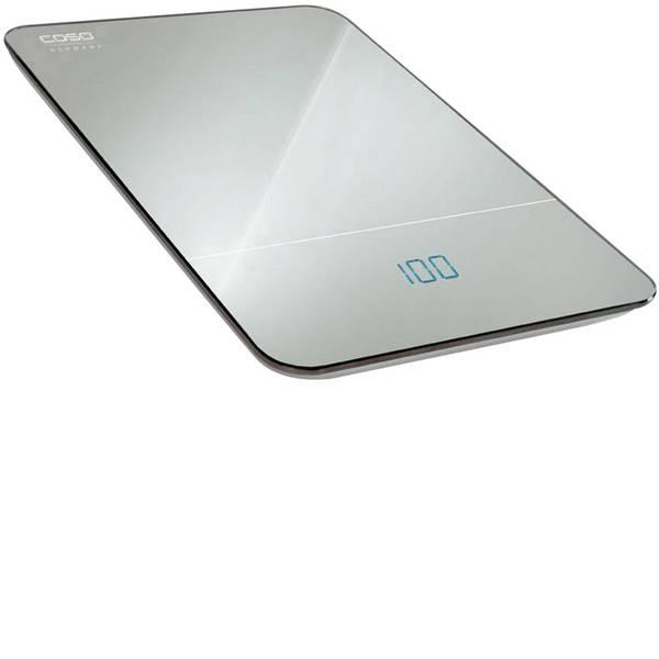 Bilance da cucina - CASO F10 Bilancia da cucina digitale Portata max.=10 kg Argento -