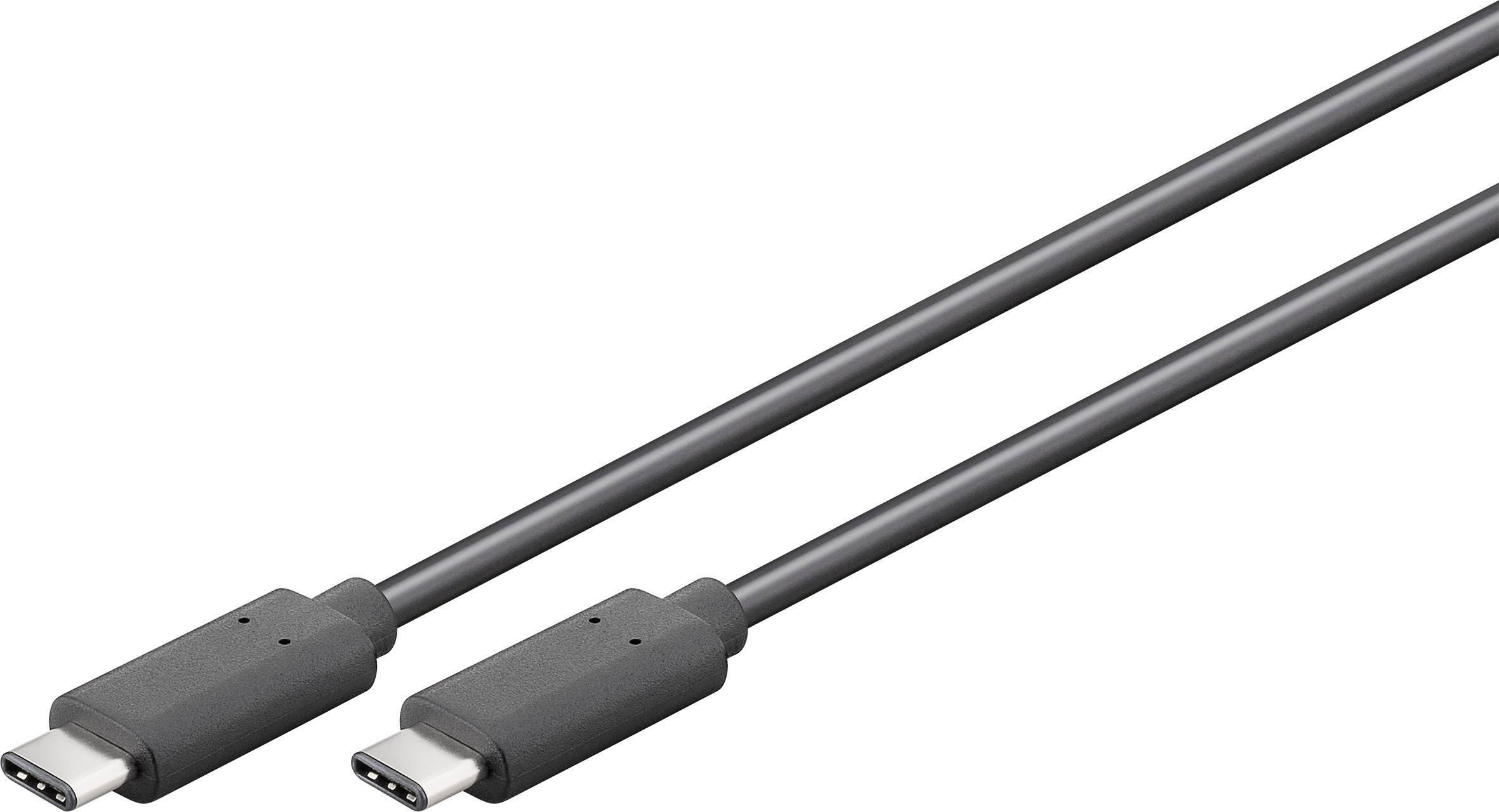 Goobay USB 3.1 Cavo di collega