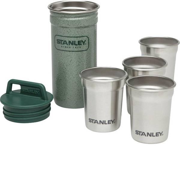 Stoviglie da campeggio - Thermos Stanley Adventure Becher-Set 4 x 59 ml 1 KIT 10-01705-001 Acciaio inox -