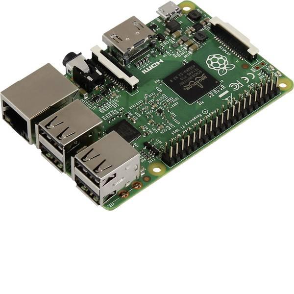 Schede di sviluppo e Single Board Computer - Raspberry Pi® 2 B RP-2B 1 GB 4 x 0.9 GHz Raspberry Pi® -