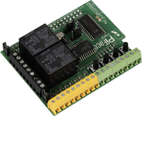 Shield Arduino e HAT Pi - Raspberry Pi® scheda di prototipazione e sviluppo PiFace 2 -
