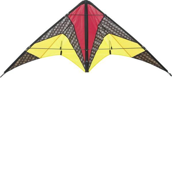 Aquiloni sportivi - Aquilone acrobatico HQ Quickstep II Larghezza estensione 1350 mm Intensità forza del vento 2 - 5 bft -