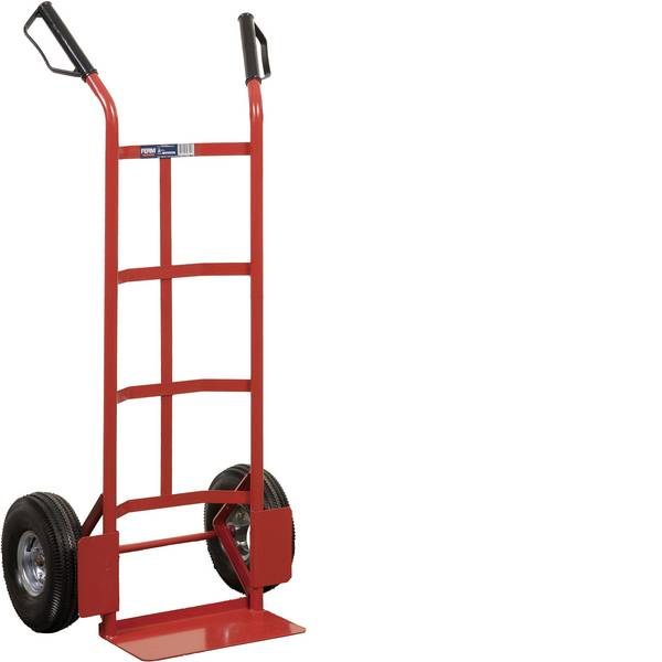 Carrelli per sacchi - Ferm TTM1028 Carrellino Acciaio Capacità di carico (max.): 225 kg -