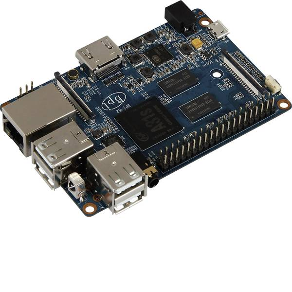 Schede di sviluppo e Single Board Computer - Banana Pi BPI-M2 BPI-M2 1 GB 4 x 1.0 GHz Banana PI -