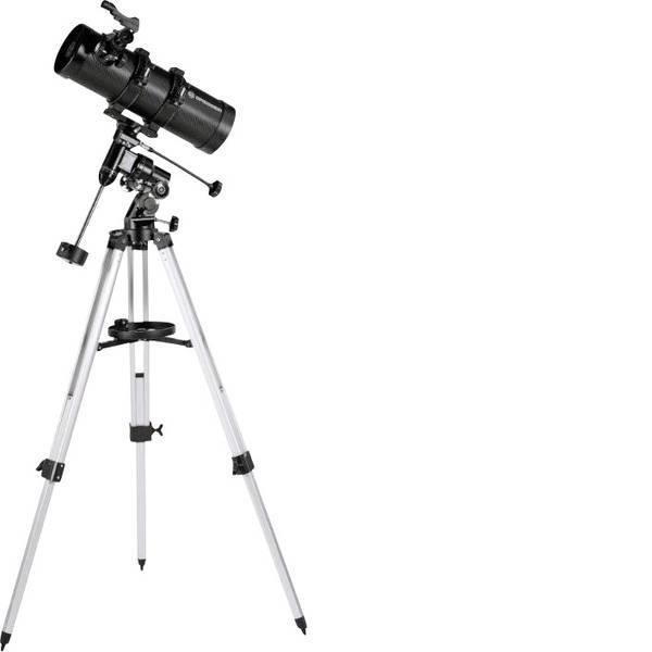 Telescopi - Bresser Optik Pluto 114/500 EQ Telescopio a specchi Equatoriale Newton, Ingrandimento 20 fino a 375 x -