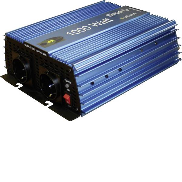 Inverter - e-ast Inverter ES-1000-12 1000 W 12 V/DC - 230 V/AC -