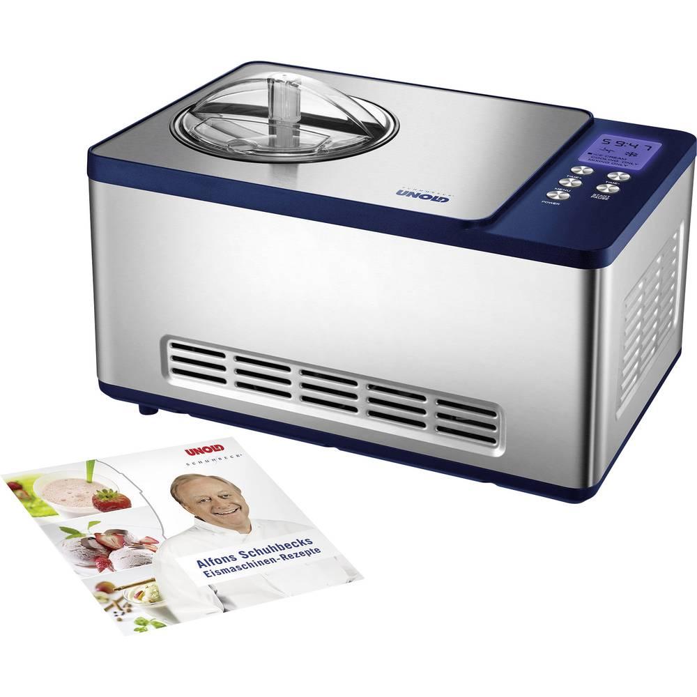 Macchina per il gelato incl refrigeratore unold edition - Macchina per il gelato in casa ...