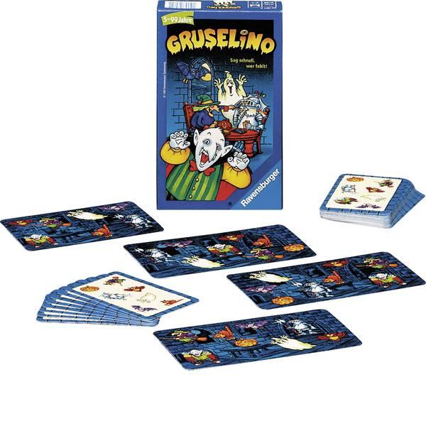 Giochi da tasca e da viaggio - Ravensburger Mitbringspiel - Gruselino -