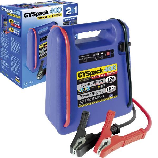Jump Starter - Sistema di accensione rapido GYS PACK 400 025455 Corrente davviamento ausiliaria (12 V)=480 A -