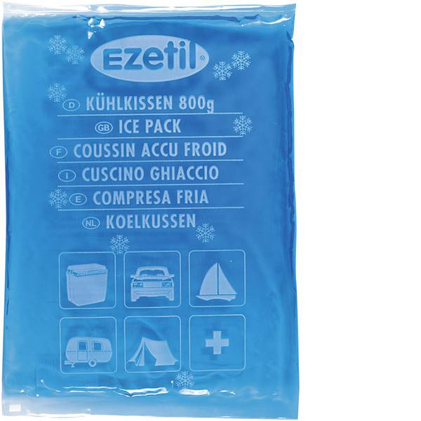 Accessori e ricambi per mini frigo - Ezetil Cuscinetto refrigerante SoftIce 800 (L x A x P) 210 x 15 x 310 mm -