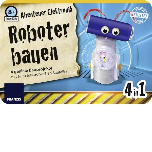 Kit esperimenti e pacchetti di apprendimento - Robot in kit da costruire Franzis Verlag Franzis 65251 da 8 anni -