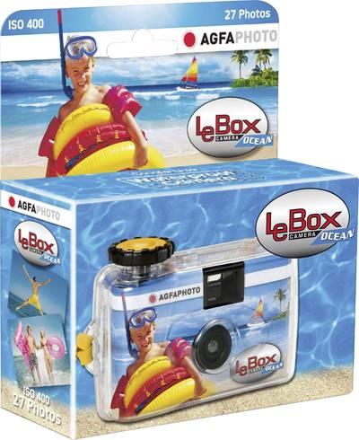 Macchina fotografica usa e getta AgfaPhoto LeBox Ocean 1 pz. Impermeabile fino a 3m