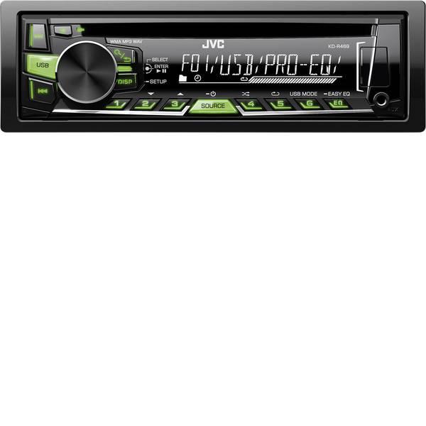 Autoradio e Monitor multimediali - JVC KD-R469E Autoradio Collegamento per controllo remoto da volante -