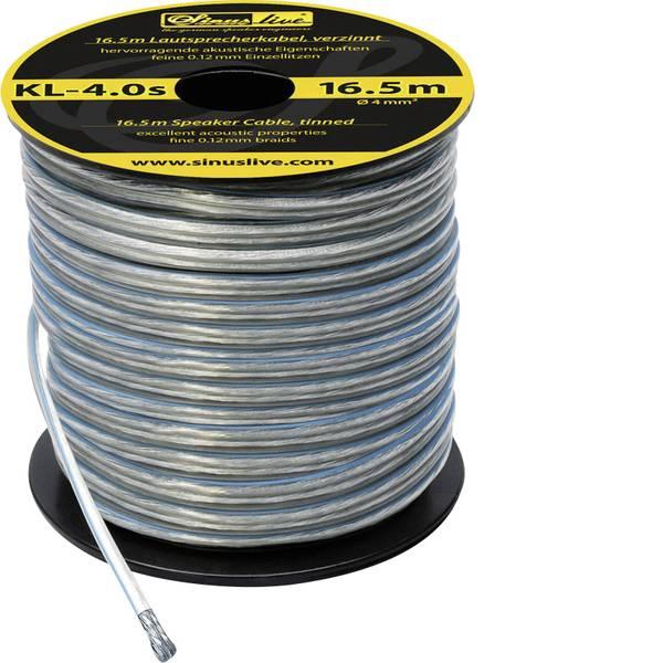 Kit di collegamenti HiFi per auto - Kit cavi per altoparlanti Sinuslive KL-4,0s -