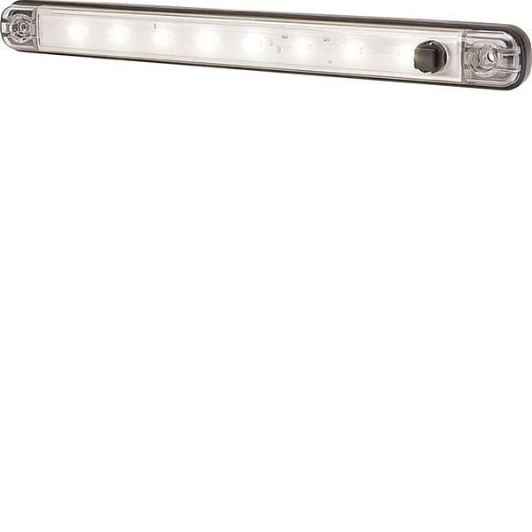 Illuminazione per interni auto - SecoRüt 95727 Luce LED da interni 12 V LED alta potenza (L x A x P) 238 x 25 x 10.4 mm Interruttore -
