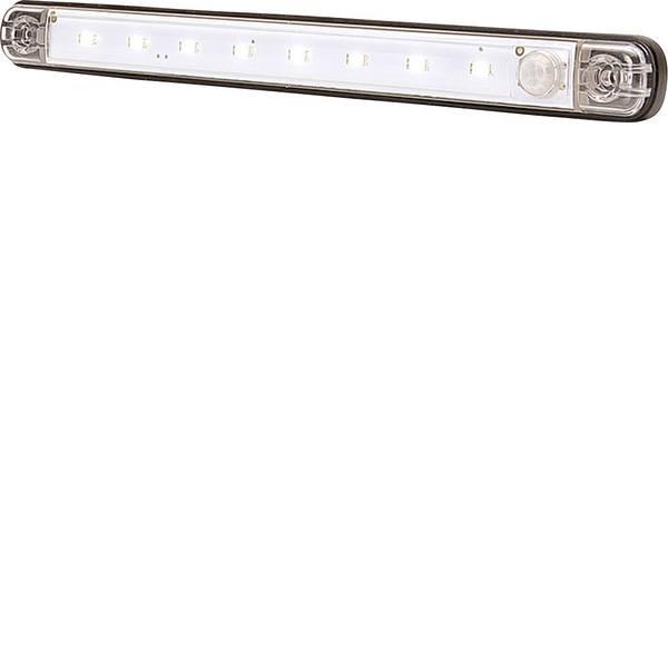 Illuminazione per interni auto - SecoRüt 957728 Luce LED da interni 12 V LED alta potenza (L x A x P) 238 x 25 x 10.4 mm Rilevatore di movimento,  -