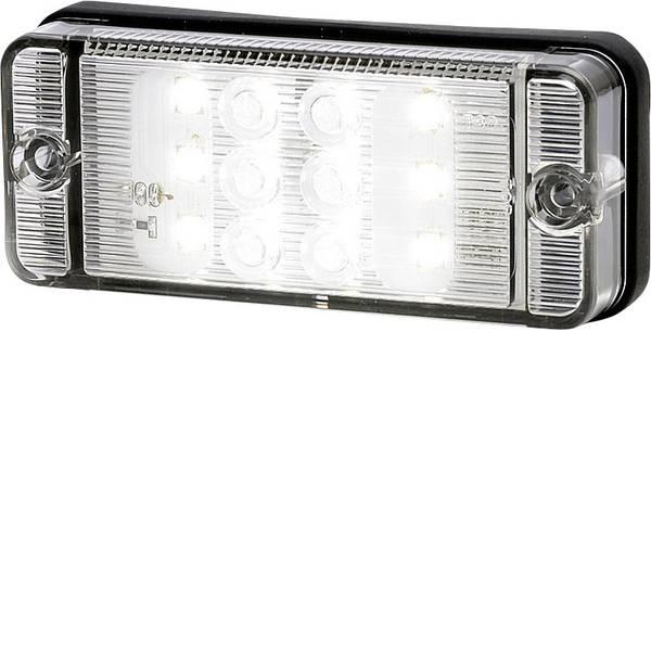 Illuminazione per rimorchi - SecoRüt LED alta potenza Faro di retromarcia Faro di profondità posteriore 12 V, 24 V Bianco Vetro trasparente -