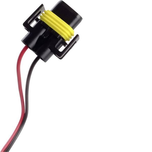 Portalampadine per auto e camion - SecoRüt Supporto per lampada alogena Attacco PGJ19-1, PGJ19-2 Forma (lampadina per auto) H11, H8 -