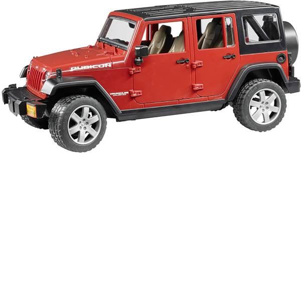 Veicoli senza telecomando - Bruder Jeep Wrangler Unlimited Rubicon -