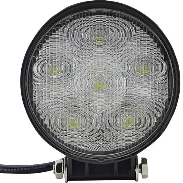 Fari e proiettori da lavoro - SecoRüt Faro da lavoro 12 V, 24 V 18 Watt 95005 Ampio fascio di illuminazione (L x A x P) 110 x 116 x 41 mm 950 lm 6000  -
