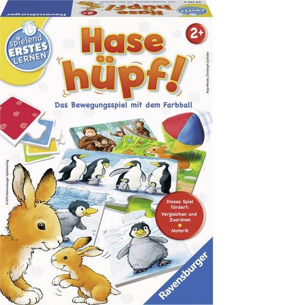 Giochi per bambini - Hupf ravensburger lepre! -