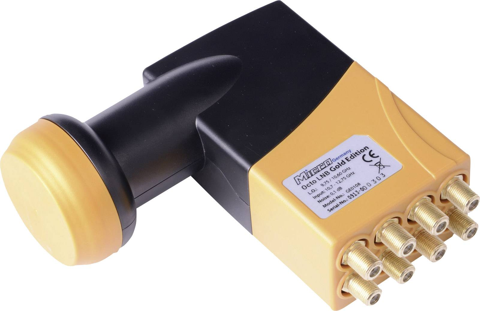 Microelectronic 260006 Octo LNB Num