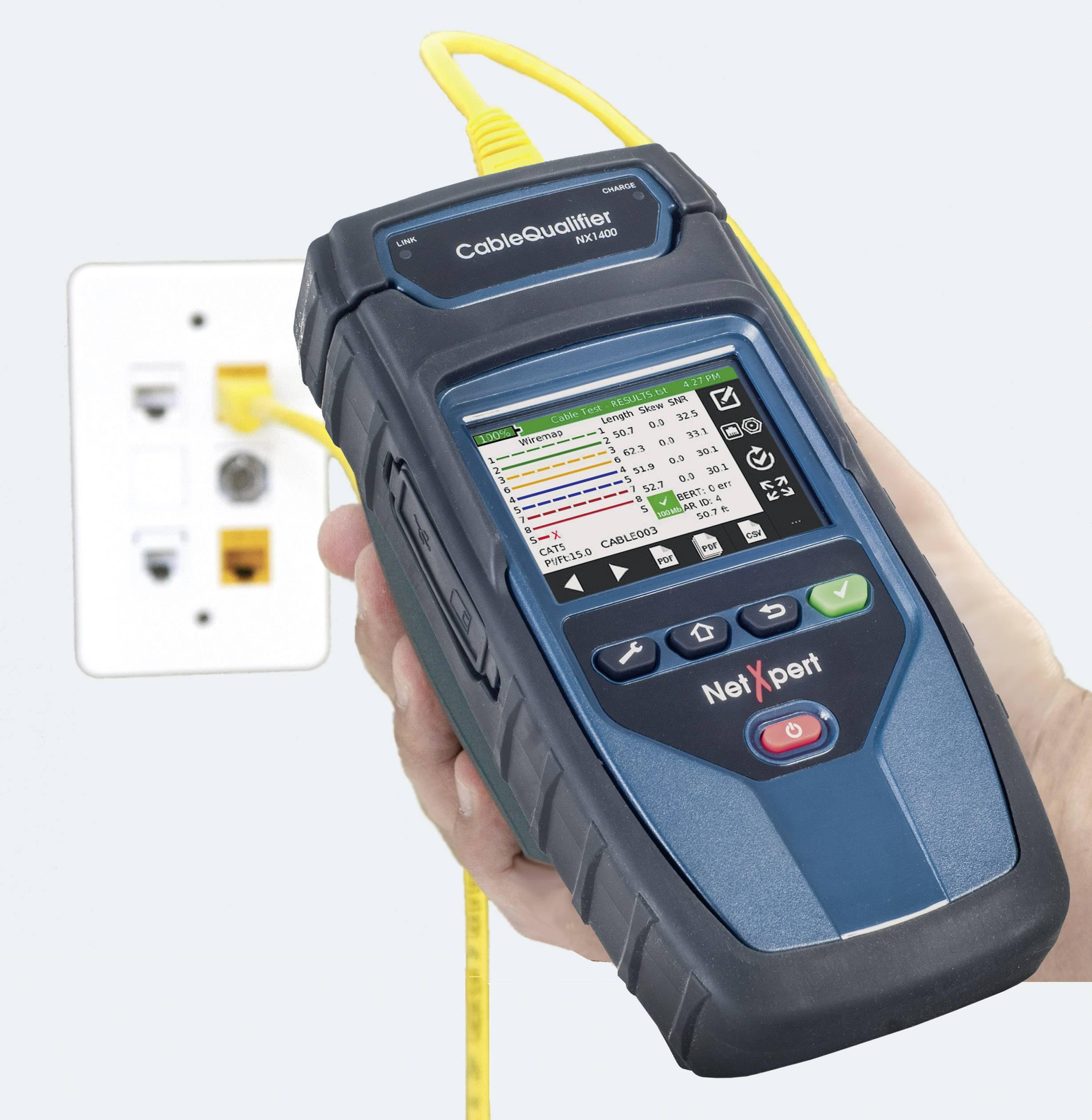 Schema Cablaggio Rete Lan : Softing qualificatore lan dispositivo di prova per cavo tester per