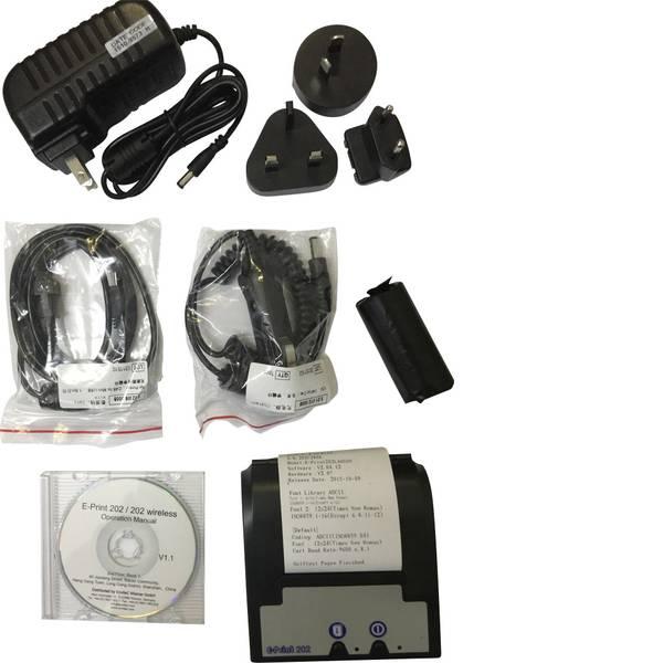 Etilometri - Envitec by Honeywell AlcoQuant 6020 / 6020 Plus Stampante per etilometro Nero -
