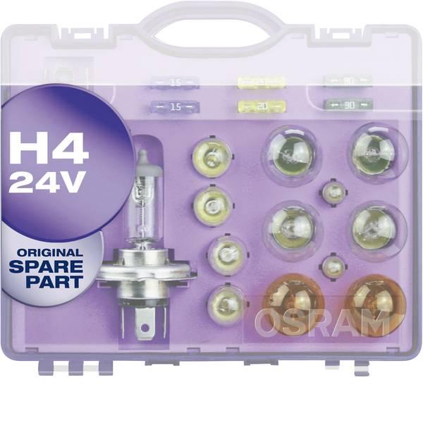 Lampadine per auto e camion - Osram Auto Assortimento di lampadine Standard H4 -