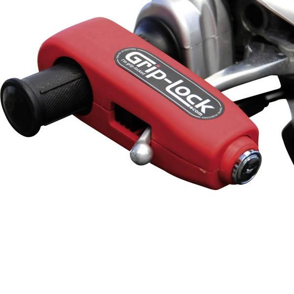Impianti di allarme e antifurto per auto - BAAS Grip-Lock Protezione antifurto, Serratura a leva con cilindro -