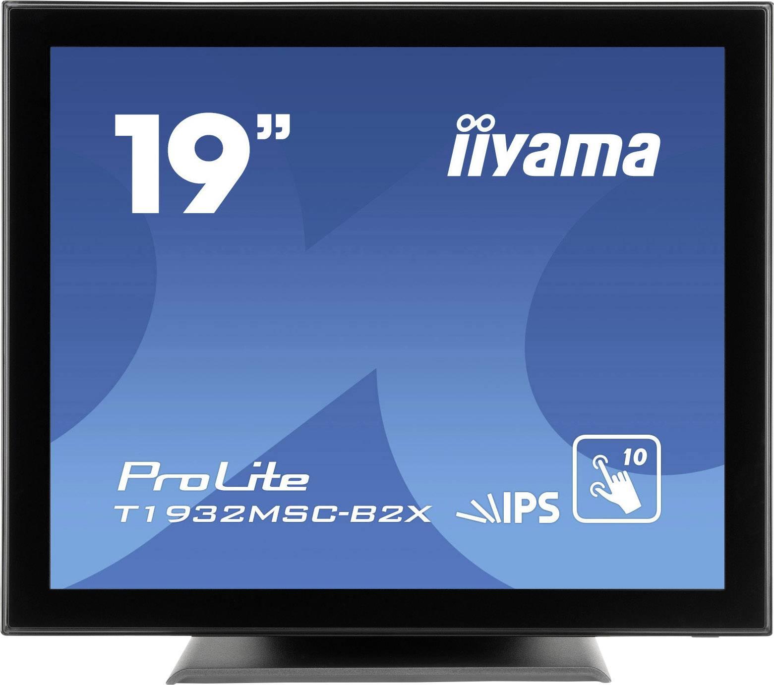 Iiyama T1932MSC-B2X Monitor touch s