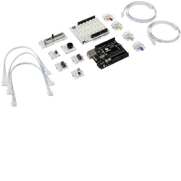 Kit e schede microcontroller MCU - Joy-it Kit di espansione con scheda ATMega328 -