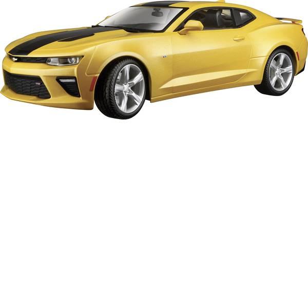 Modellini statici di auto e moto - Maisto Chevrolet Camaro 2016 1:18 Automodello -