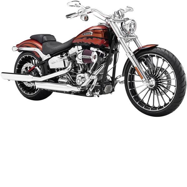 Modellini statici di auto e moto - Maisto Harley Davidson 2014 CVO Breakout 1:12 Motomodello -