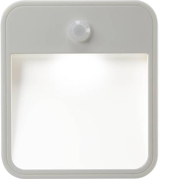Luci notturne - Renkforce 1360995 Luce notturna LED con sensore di movimento Rettangolare LED Bianco freddo Bianco -