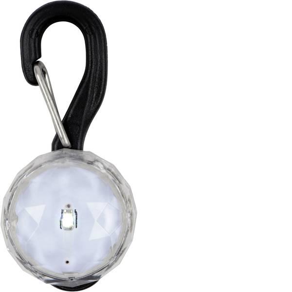 Prodotti per animali domestici - Segnalatore da guinzaglio a LED NITE Ize PetLit LED Bianco, Nero 1 pz. -