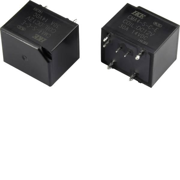 Relè auto - HKE CMA4-S-DC12V-C-E Relè per auto 12 V/DC 30 A 1 scambio -