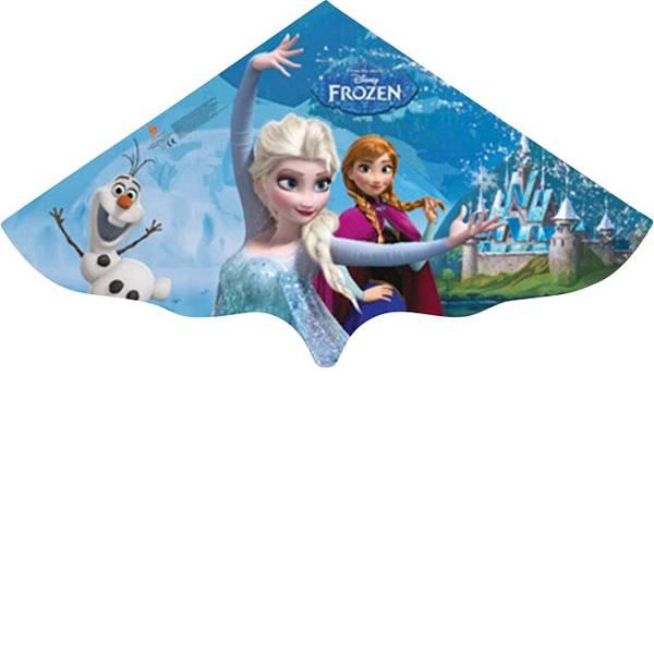 Aquiloni - Aquilone statico Monofilo Günther Flugspiele Disney Frozen Elsa Larghezza estensione 1150 mm Intensità forza del vento 3  -