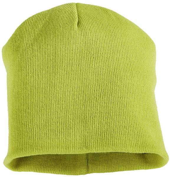 Cappellini e berretti di protezione - Cappello a maglia Grigio, Verde chiaro L+D Profi-X Malte 40314 -