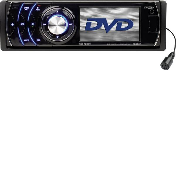 Autoradio e Monitor multimediali - Caliber Audio Technology RDD772BTi Autoradio Vivavoce Bluetooth® -