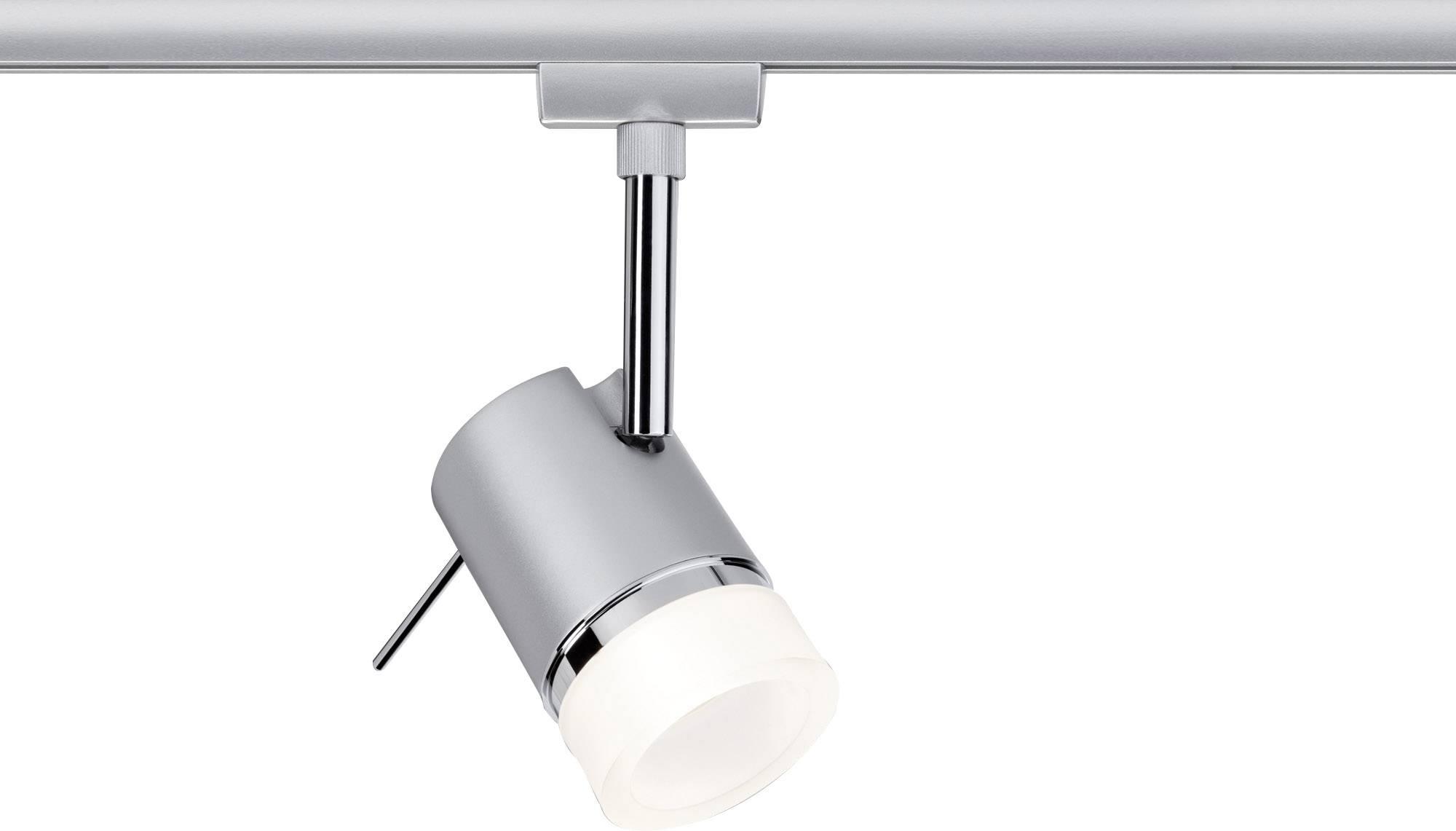 Paulmann pipe lampada per sistema su binario urail classe for Binario paulmann
