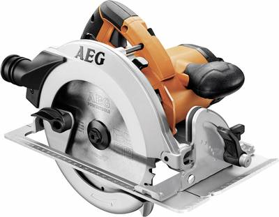 Sega circolare AEG Powertools KS66-2 190 mm incl. custodia 1600 W