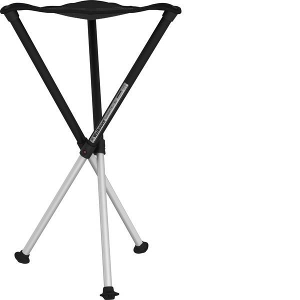 Mobili per campeggio - Sedia da campeggio Walkstool Comfort XXXL Nero / Argento 63549 -
