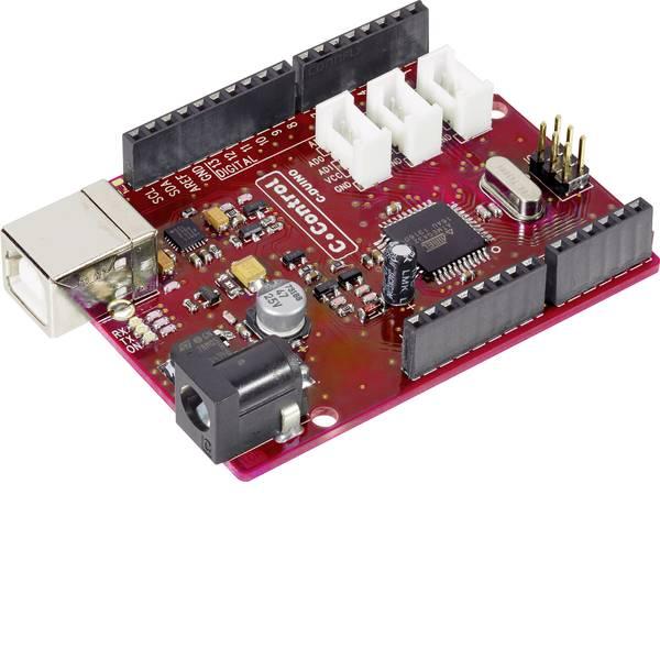 Kit e schede microcontroller MCU - C-Control Scheda di sviluppo PRO MEGA 32 Pro -