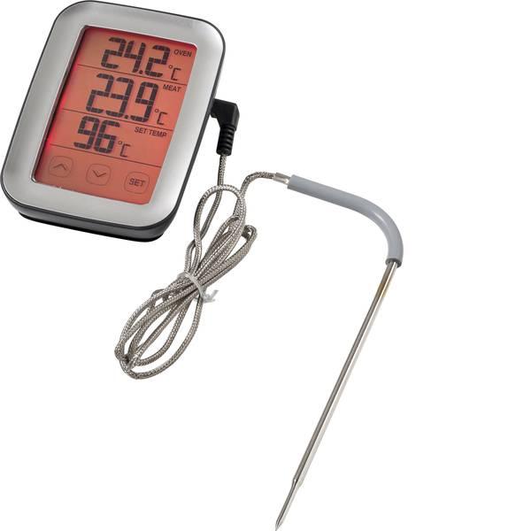 Termometri per la cucina - Sunartis ME216 Termometro da cucina Controllo della temperatura, Cavo sensore, Spegnimento automatico, Allarme -
