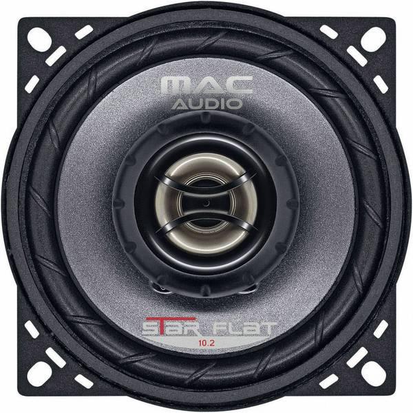 Altoparlanti da incasso per auto - Mac Audio STAR FLAT 10.2 Altoparlante coassiale da incasso a 2 vie 200 W Contenuto: 1 Paia -
