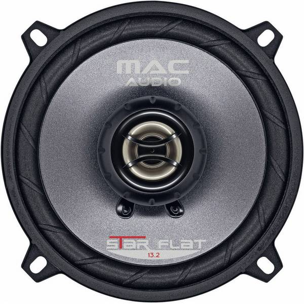 Altoparlanti da incasso per auto - Mac Audio STAR FLAT 13.2 Altoparlante coassiale da incasso a 2 vie 250 W Contenuto: 1 Paia -